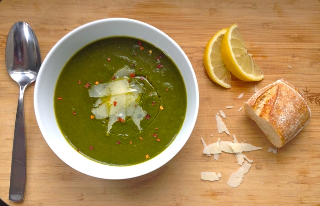 Green Soup- For The Love of Expression